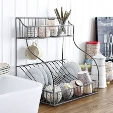 Interior Designing Kitchen Utility Dishrack This Dishrack Has A Lot Going For It In Our Book