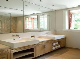 Bathroom Mirrors Overstock Wall Mirrors Bathroom Ideas Large Frameless Wall Mirrors With