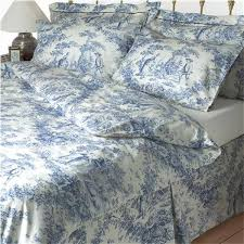 unique toile bedding color patterns all modern home designs