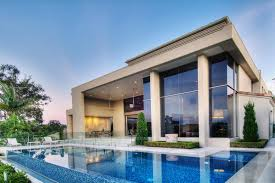 architectural design homes modern steel homes homebeatiful 20 architect designed houses for