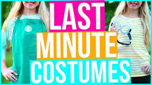last minute diy halloween costumes for teens cheap u0026 easy av