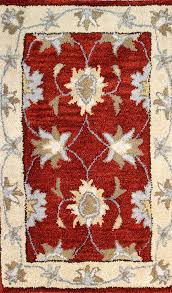 Traditional Rugs Traditional Oriental Design Area Rug Ljoni