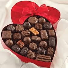valentines chocolate sees candy chocolates to give or not to give s