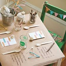 thanksgiving table cover simple thanksgiving table setting butcher paper small tables and