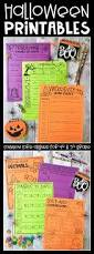Halloween Fun Printables Halloween Activities Halloween Fun Language Arts And Math