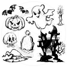 pictures of halloween drawings u2013 festival collections