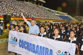 presidente inaugura segunda fase de los juegos gobierno autónomo departamental de cochabamba presidente inauguro