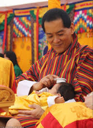 sultan hassanal bolkiah wives bhutan holds elaborate naming ceremony for new crown prince dark