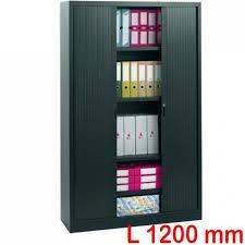 armoire de bureau porte coulissante achat vente armoire de