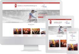 webseiten design webdesign potsdam moderne webseiten für unternehmen