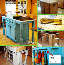 inexpensive kitchen island ideas kitchen island ideas on a budget
