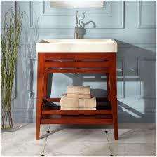Ideas For Bathroom Shelves Contemporary Bathroom Sinks Open Vanities For Bathrooms Shelves