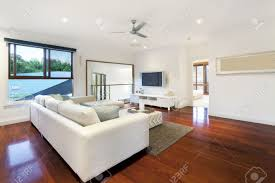 modern living room in stylish mansion stock photo picture and