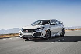 honda civic crowned top car honda civic type r 2018 motor trend car of the year finalist