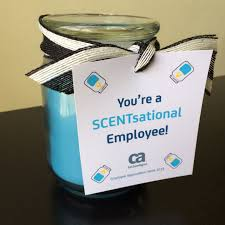 you u0027re a scentsational employee