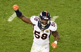 How Much Is The 2016 Ford Bronco Von Miller Is A Bronco Reaches Agreement On 6 Year Contract