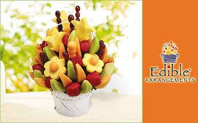 arrangement edible 20 for 40 worth of products at edible arrangements in st