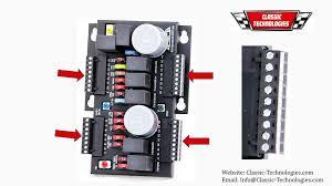classic technologies aftermarket fusebox rewiring classic car