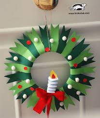 best 25 paper christmas decorations ideas on pinterest