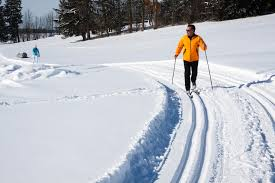 the beginner u0027s guide to cross country skiing rice lake wi