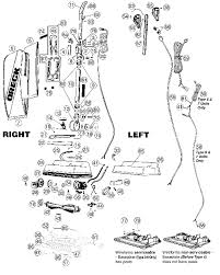 oreck xl2320rh vacuum parts