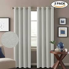 Insulated Curtains Amazon Family Room Curtains Amazon Com