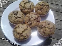 cuisiner les mures muffins aux mûres sans gluten au thermomix ou sans la cuisine de