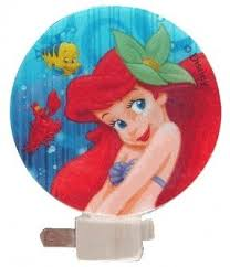 The Little Mermaid Curtains Little Mermaid Lamp Foter
