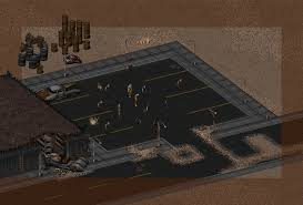Fallout 2 Map by Unwashed Villagers Fallout Wiki Fandom Powered By Wikia