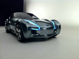 new nissan sports car 2011 nissan esflow concept live photos