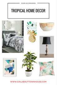 Tropical Home Decor Fabric 114 Best Botanical Home Decor Trend Images On Pinterest Design