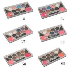 online get cheap eyeshadow color combinations aliexpress com