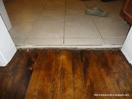 stone threshold between tile and wood house pinterest threshold