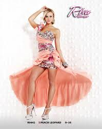 go wild with a print prom dress for your 2013 prom