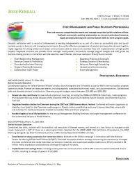 public relations cover letter leading professional public affairs