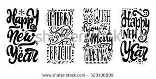 happy new year we wish you stock vector 520106809