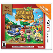 animal crossing new leaf welcome amiibo 3ds nintendo 3ds 3ds