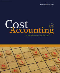 cost accounting foundations and evolutions pdf download available