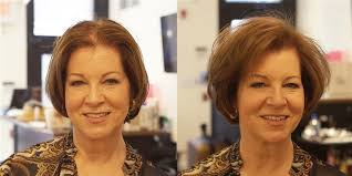 before and after hair styles of faces hairstyles for thin hair to try now