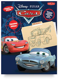 learn draw disney pixar cars blick art materials