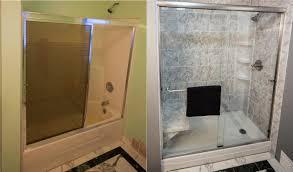 Bathroom Tub To Shower Conversion Colorado Tub To Shower Conversions Colorado Bath Conversion