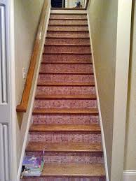faux glass tile stair risers casart customer gallery