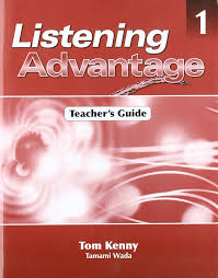listening advantage 1 teacher u0027s guide amazon co uk kenny wada