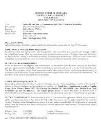 cover letter court clerk 28 images court clerk cover letter