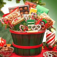 christmas baskets ideas deluxe country christmas breakfast