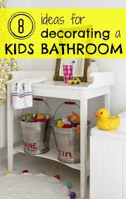 childrens bathroom ideas remodelaholic 8 ideas for decorating a bathroom