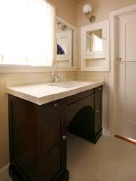 Craftsman Style Bathroom Mission Style Bathroom Bathroom Traditional With Ceramic Tile