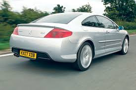 new peugeot 407 peugeot 407 coupe gt hdi v6 coupes auto express