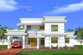 Indian Home Front Design Modern House India Indian Home