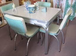 kitchen retro kitchen chairs with remarkable retro kitchen table